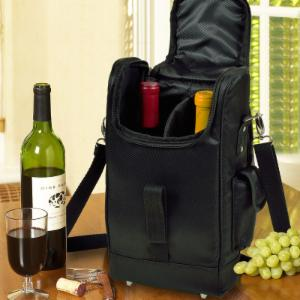 Picnic At Ascot 2 Bottle Insulated Picnic Wine Tote