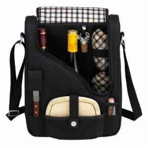 Picnic At Ascot London Pinot Wine and Cheese Picnic Cooler for 2