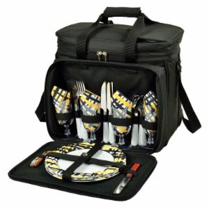 Picnic at Ascot Deluxe 4 Person Picnic Cooler