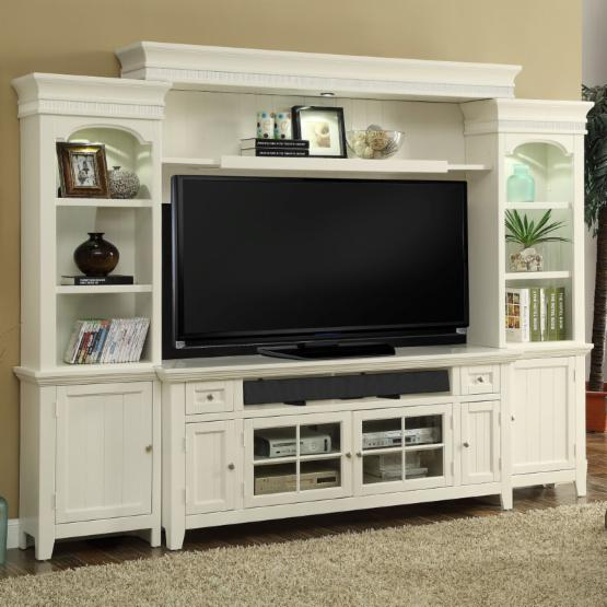 Parker House Tidewater 72 in. Entertainment Center