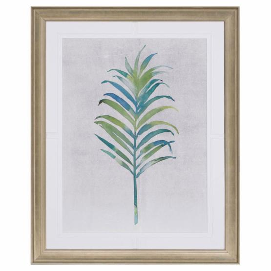Paragon Decor Watercolor Palms III by Jardine Wall Art