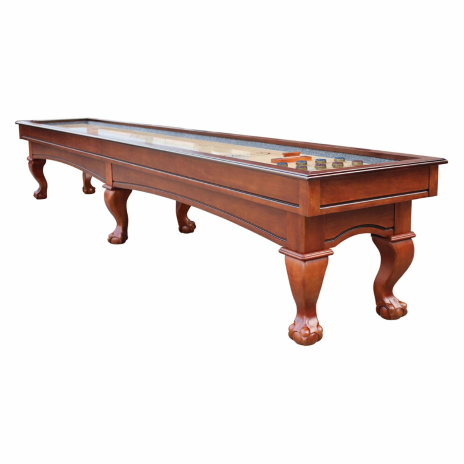 Playcraft Charles River Pro-Style Shuffleboard Table - SHCHRESP14