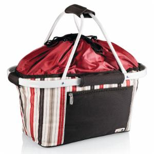 Picnic Time Metro Collapsible Picnic Basket - Moka
