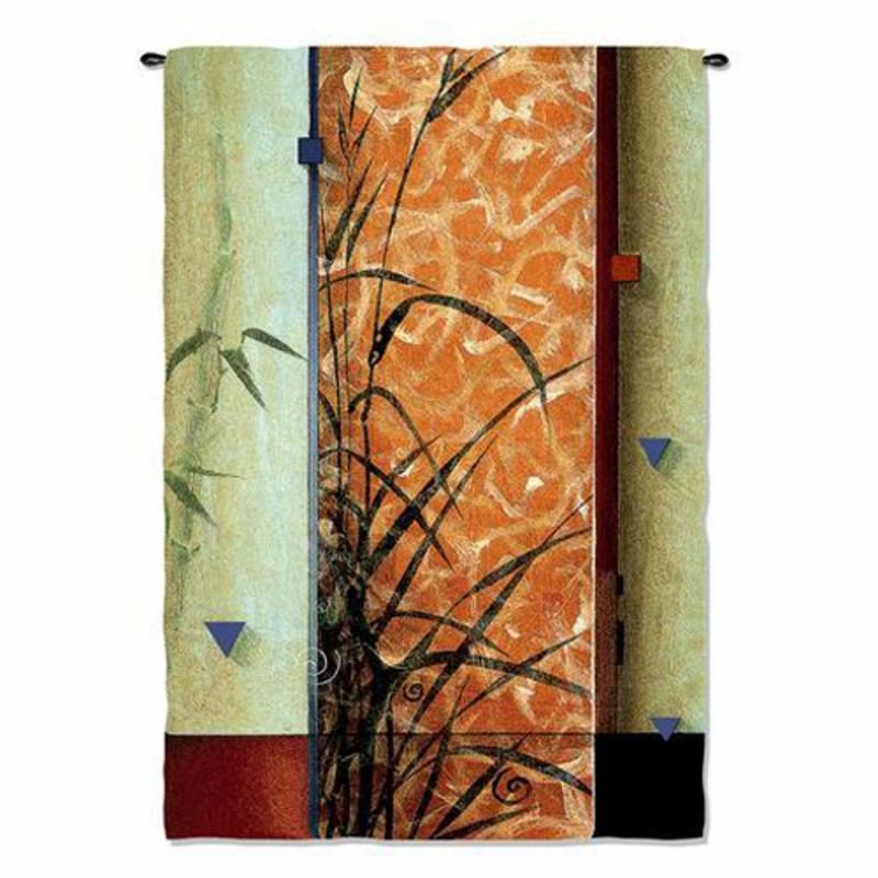 Fine Art Tapestries Garden Spirits II Wall Tapestry - 4452-WH