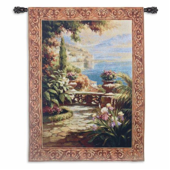 Fine Art Tapestries Terrazo I Wall Tapestry