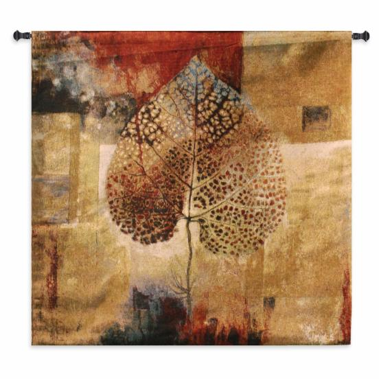 Fine Art Tapestries Abstract Autumn Wall Tapestry