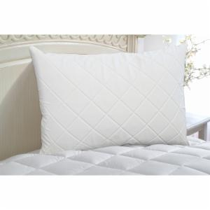 Wellrest Quilted Memory Foam Pillow