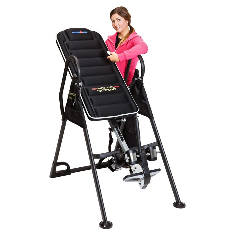 Ironman IFT4000 Infrared Therapy Inversion Table - 5214