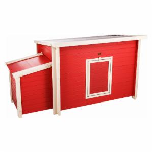 New Age Pet ecoFLEX Fontana Chicken Coop Barn