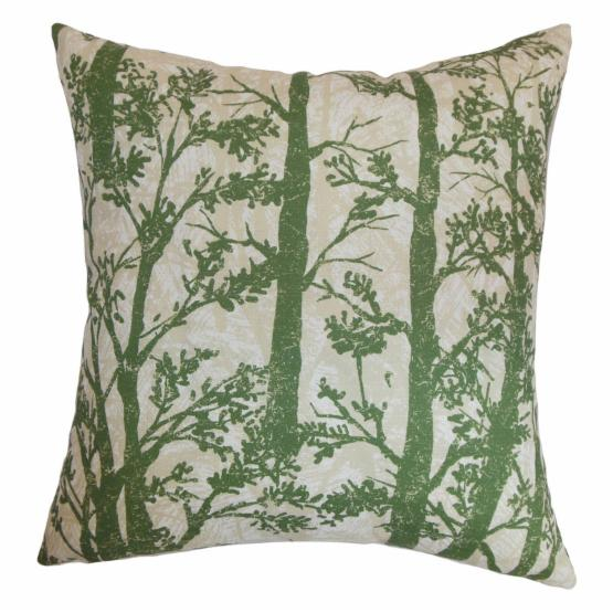 The Pillow Collection Tachilek Trees Pillow