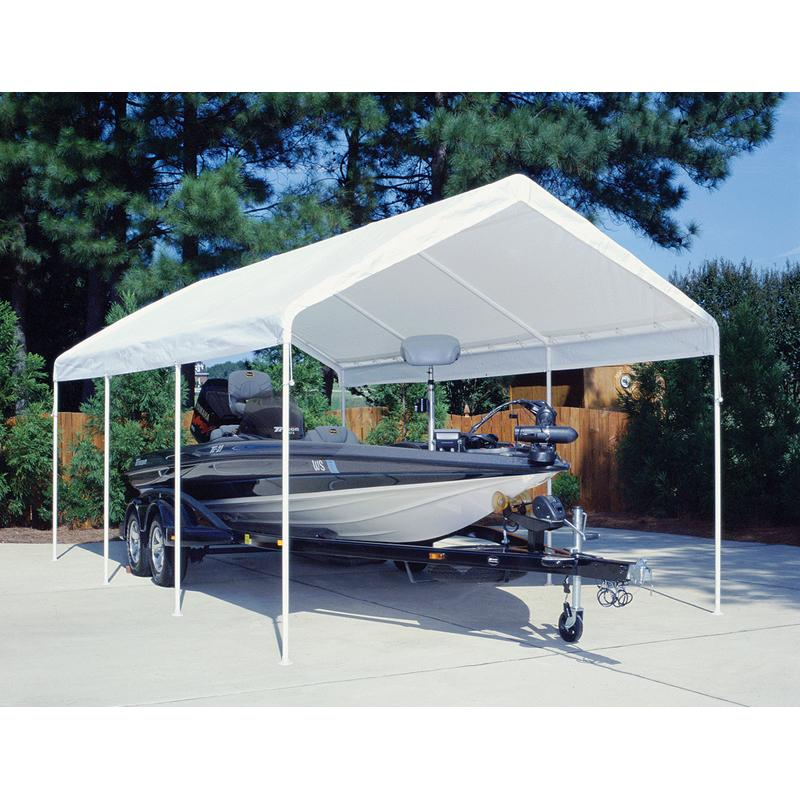 King Canopy 12 x 20 ft. Universal Canopy - C81220PC
