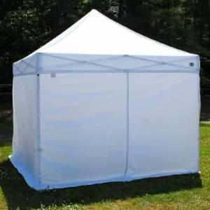 King Canopy 10 x 10 ft. Tuff Tent Instant Shelter with Walls
