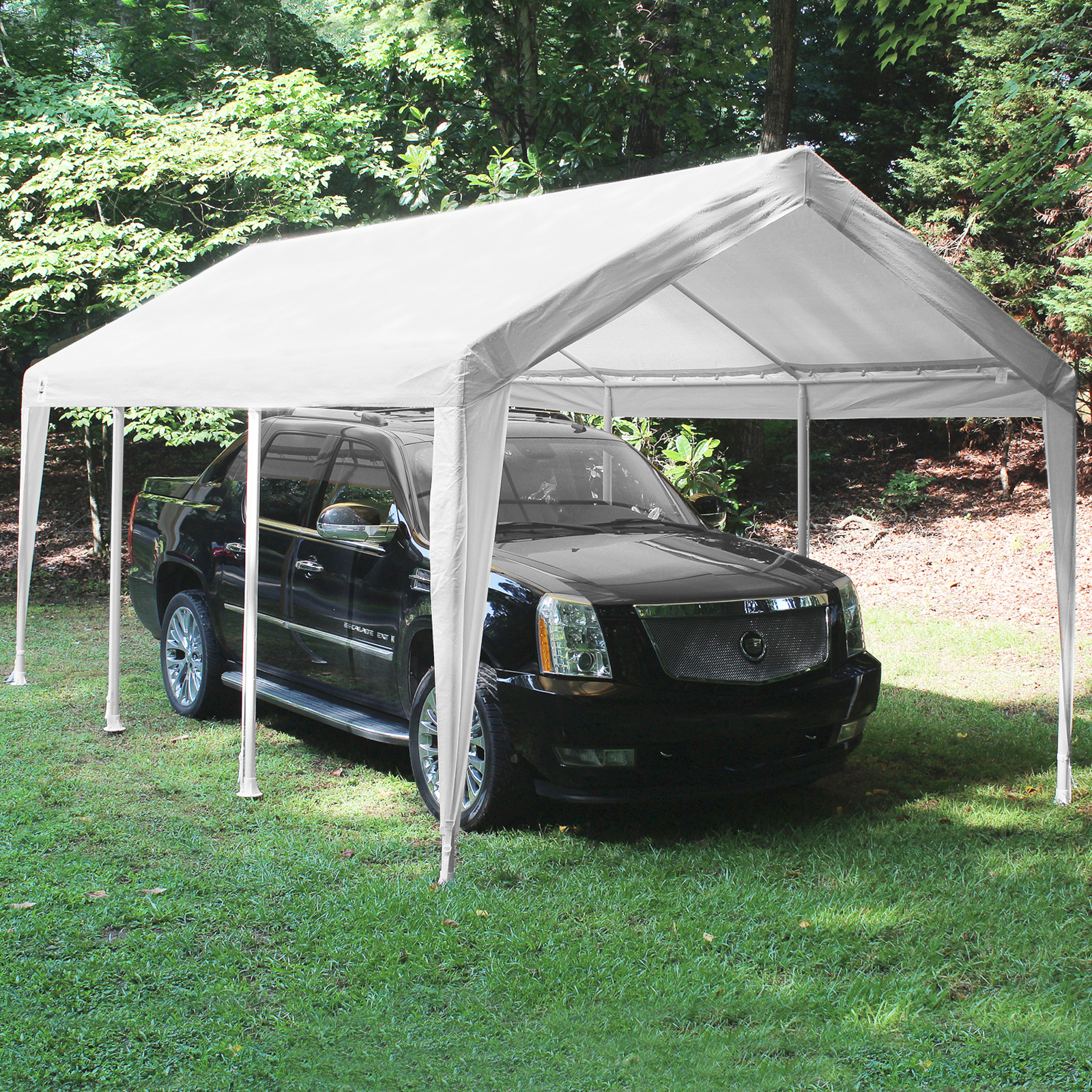 & ShelterLogic 10 x 20 ft. Canopy Replacement Cover | Hayneedle
