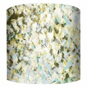 PTM Images Abstract Drum Lamp Shade