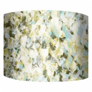 PTM Images Abstract II Drum Lamp Shade