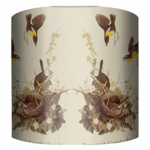 PTM Images Bananaquit Drum Lamp Shade