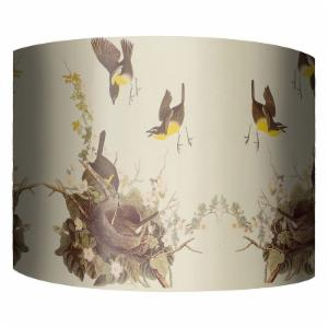 PTM Images Bananaquit II Drum Lamp Shade