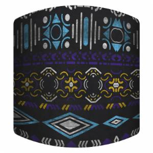 PTM Images Shapes Drum Lamp Shade
