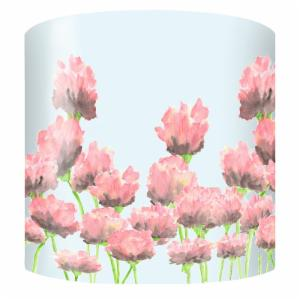 PTM Images Floral Drum Lamp Shade