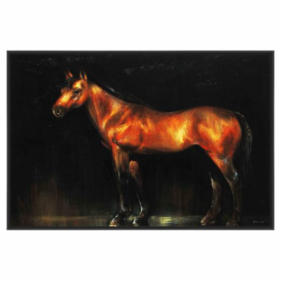 PTM Images Horse Power Canvas Wall Art