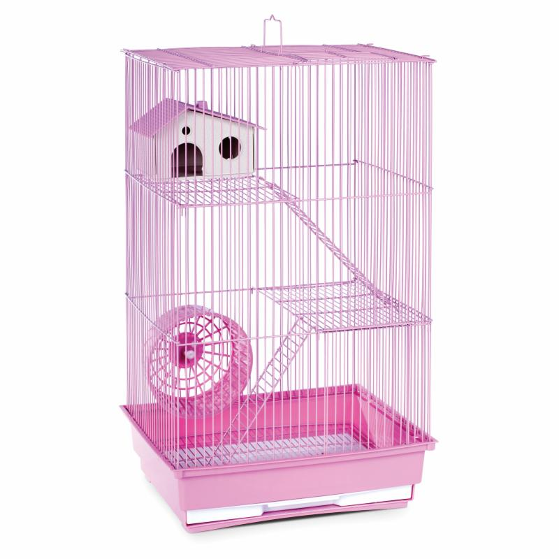 Prevue Pet Products Three Story Hamster/Gerbil Cage - SP2030B