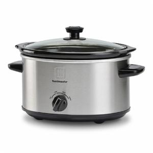 Toastmaster TM-401SC 4-qt. Slow Cooker