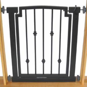 Emperor Ring Dog Gate Doorway - 32 x 28-34 in.