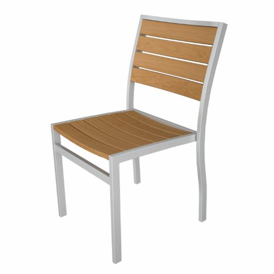 POLYWOOD® Euro Plastique Side Chair