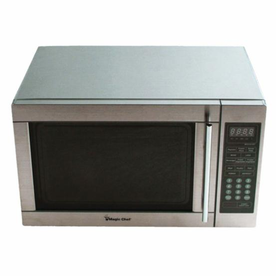Magic Chef MCD1311ST 1.3 cu. ft. 1100W Stainless Microwave