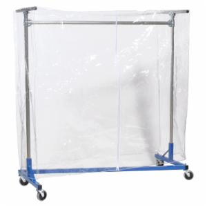Garment Rack Cover-60 Inches Tall