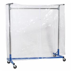 Garment Rack Cover-72 Inches Tall