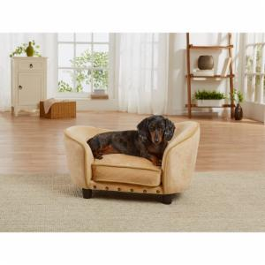 Enchanted Home Pet Ultra Plush Snuggle Pet Bed