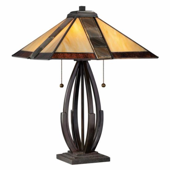 Quoizel TF1181TVA Tiffany Table Lamp