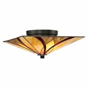 Quoizel Asheville TFAS1615VA Floating Flush Mount