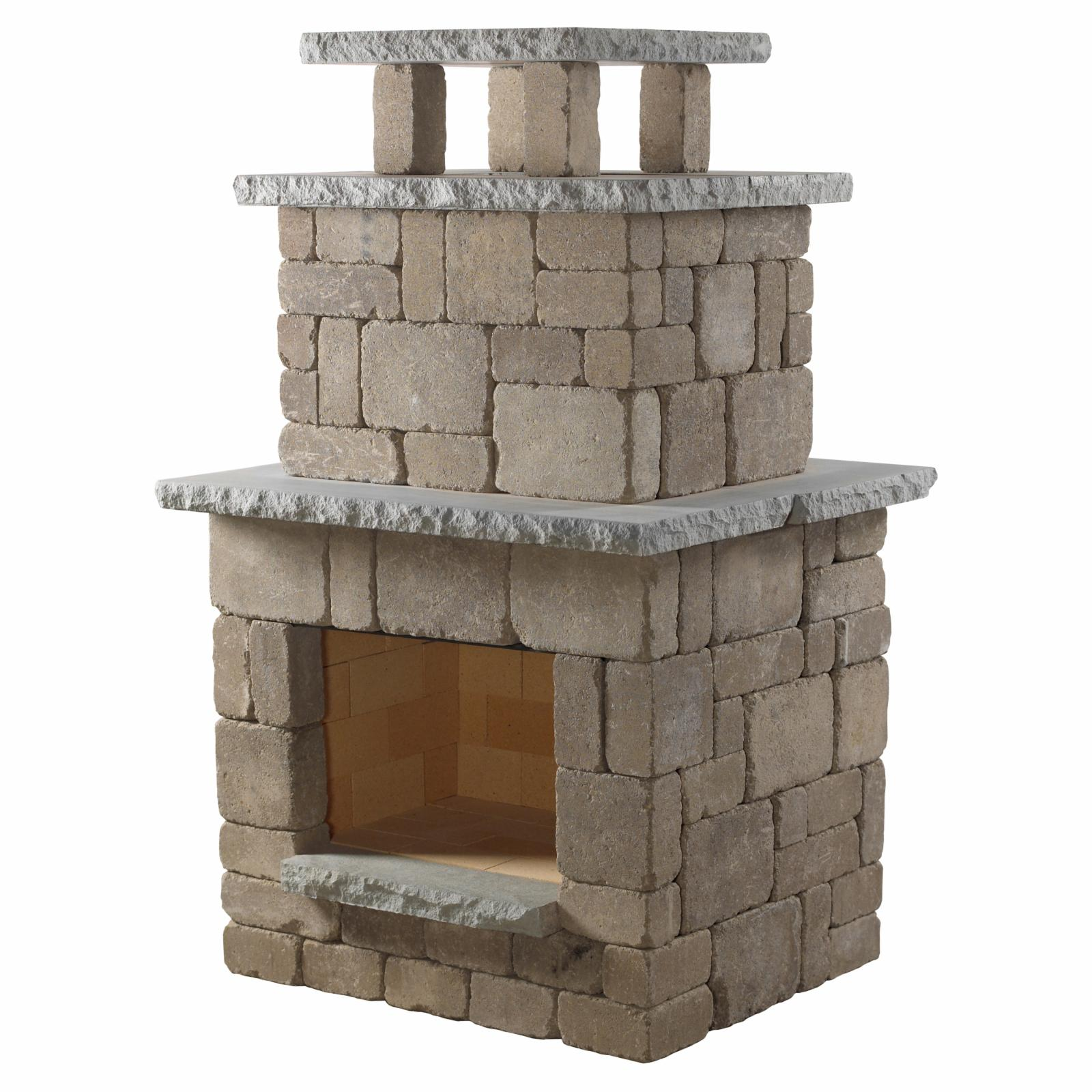 Necessories Compact Outdoor Fireplace Santa Fe - 4200040