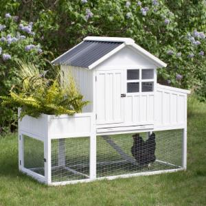 Boomer & George Willow Garden Bed Chicken Coop
