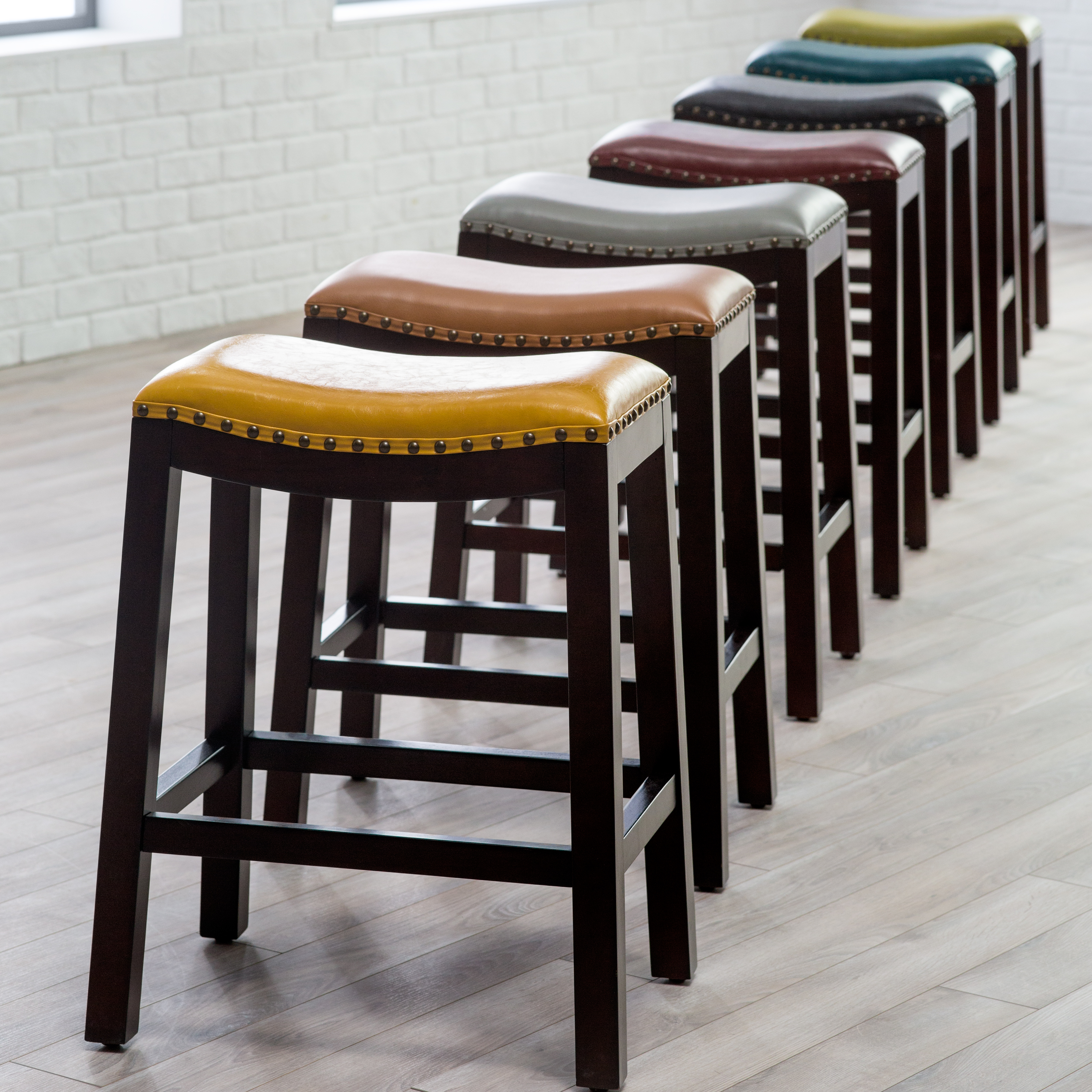 & Belham Living Hutton Backless Counter Stool | Hayneedle islam-shia.org
