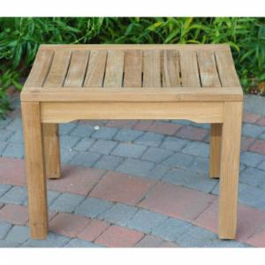 Regal Teak Rosemont Backless Bench
