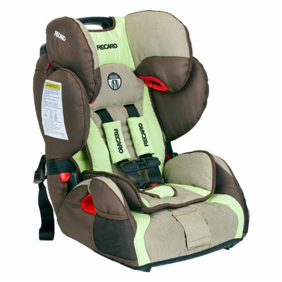 Recaro ProSport Harness to Booster Car Seat - Envy