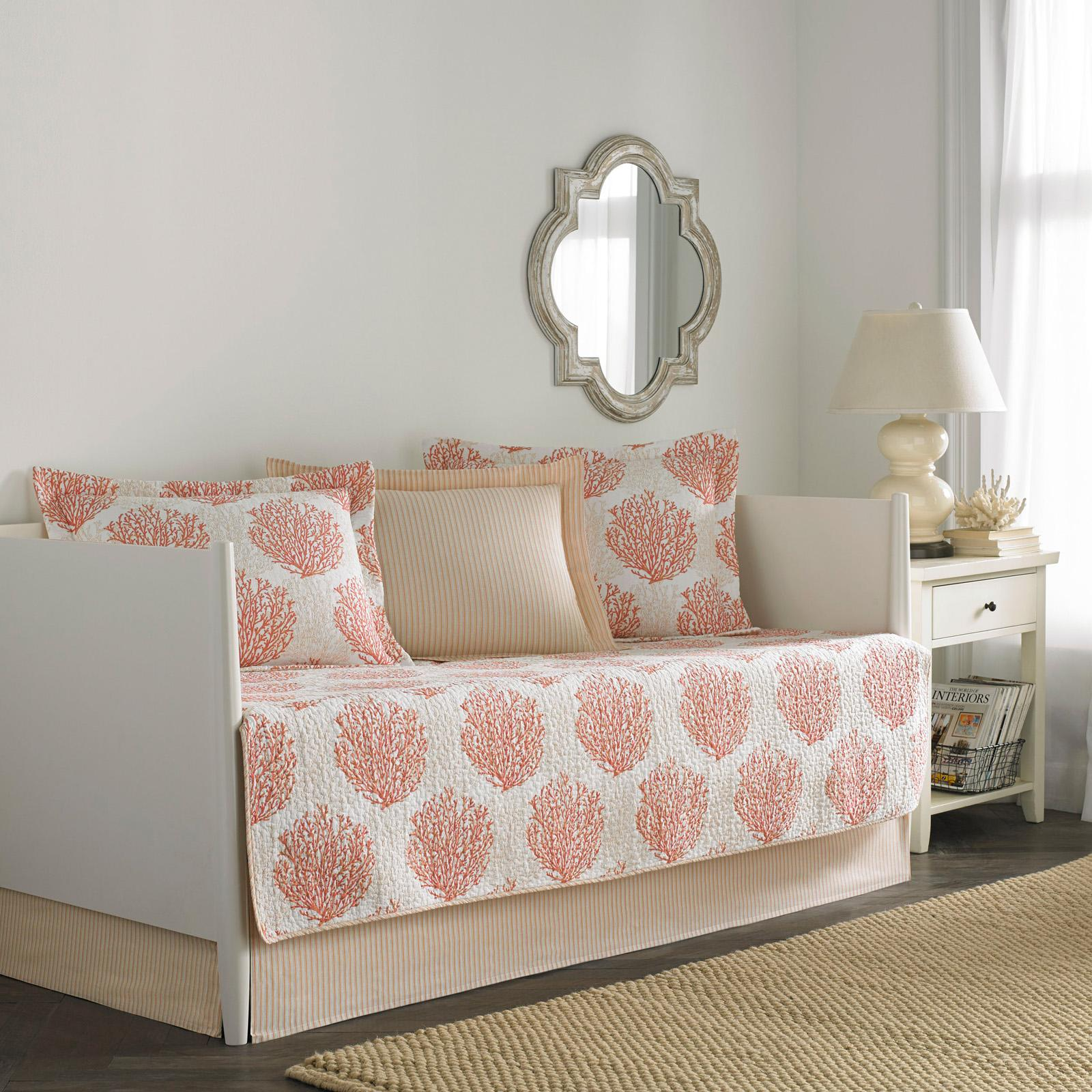 Coral Daybed Bedding Set by Laura Ashley