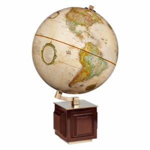 Frank Lloyd Wright Four Square I 12 in. Tabletop Globe