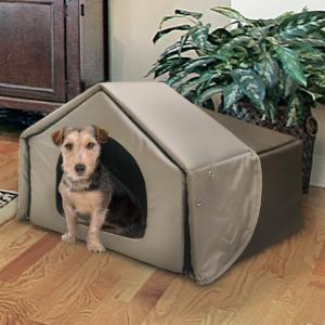 Richell Convertible 4-in-1 Pet Bed House