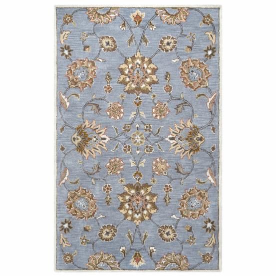 Rizzy Home Valintino Hand Tufted Wool Indoor Area Rug