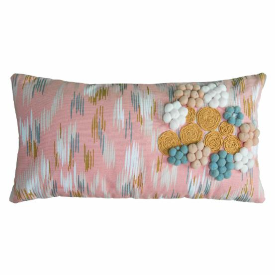 Rizzy Home T06882 Decorative Throw Pillow