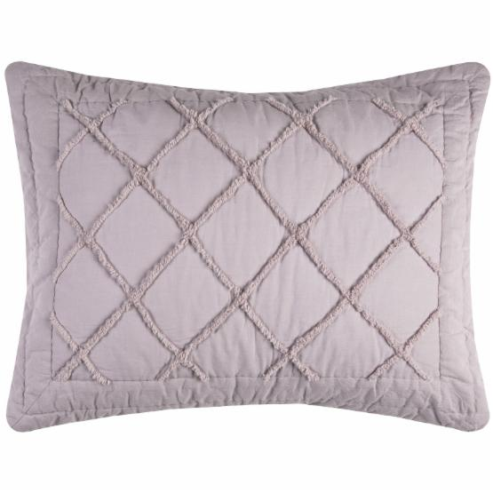 Wren Quilted Sham by Rizzy Home
