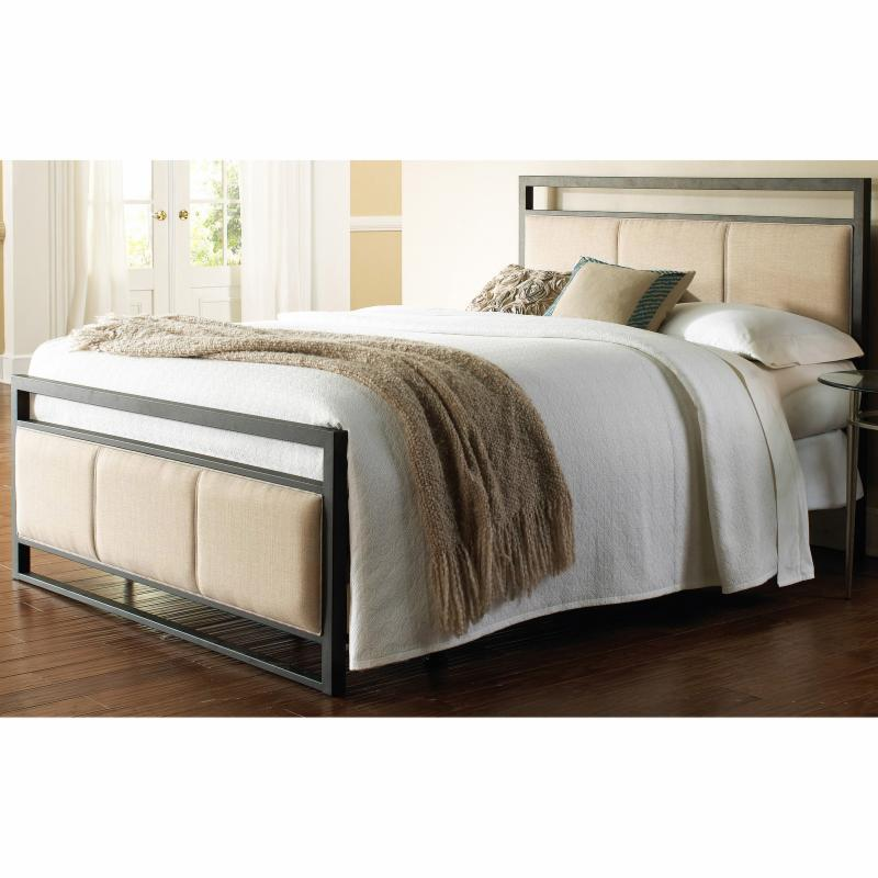 Fashion Bed Group Danville Upholstered Panel Bed - Full - B71604
