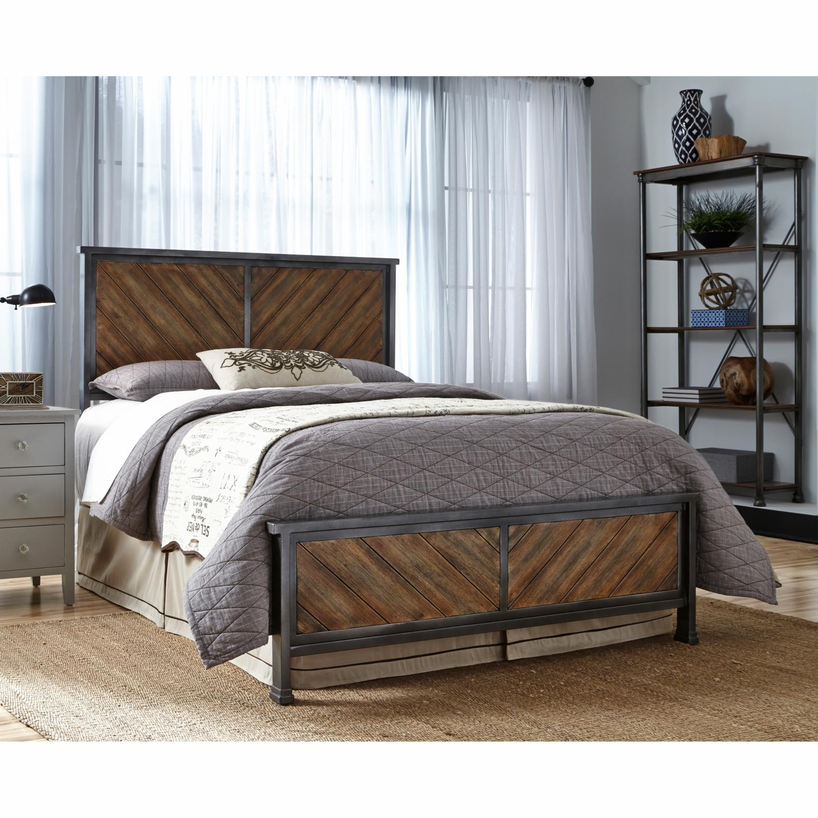 Fashion Bed Group Braden Metal Panel Bed - B11445
