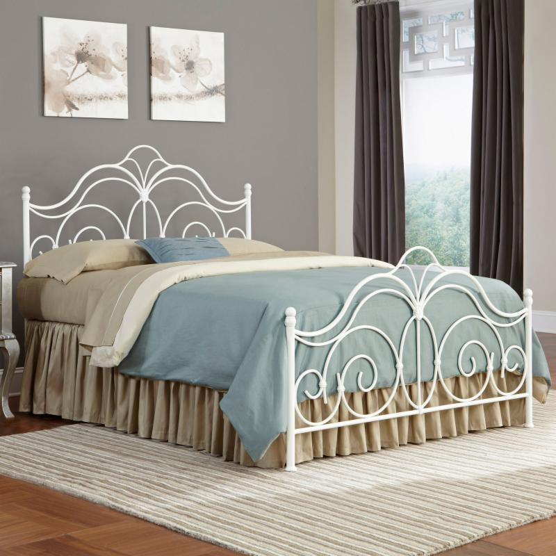 Fashion Bed Group Rhapsody Metal Panel Bed - B11174