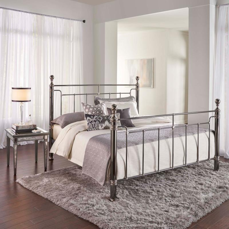 Fashion Bed Group Northbrook Complete Metal Bed - B11R45
