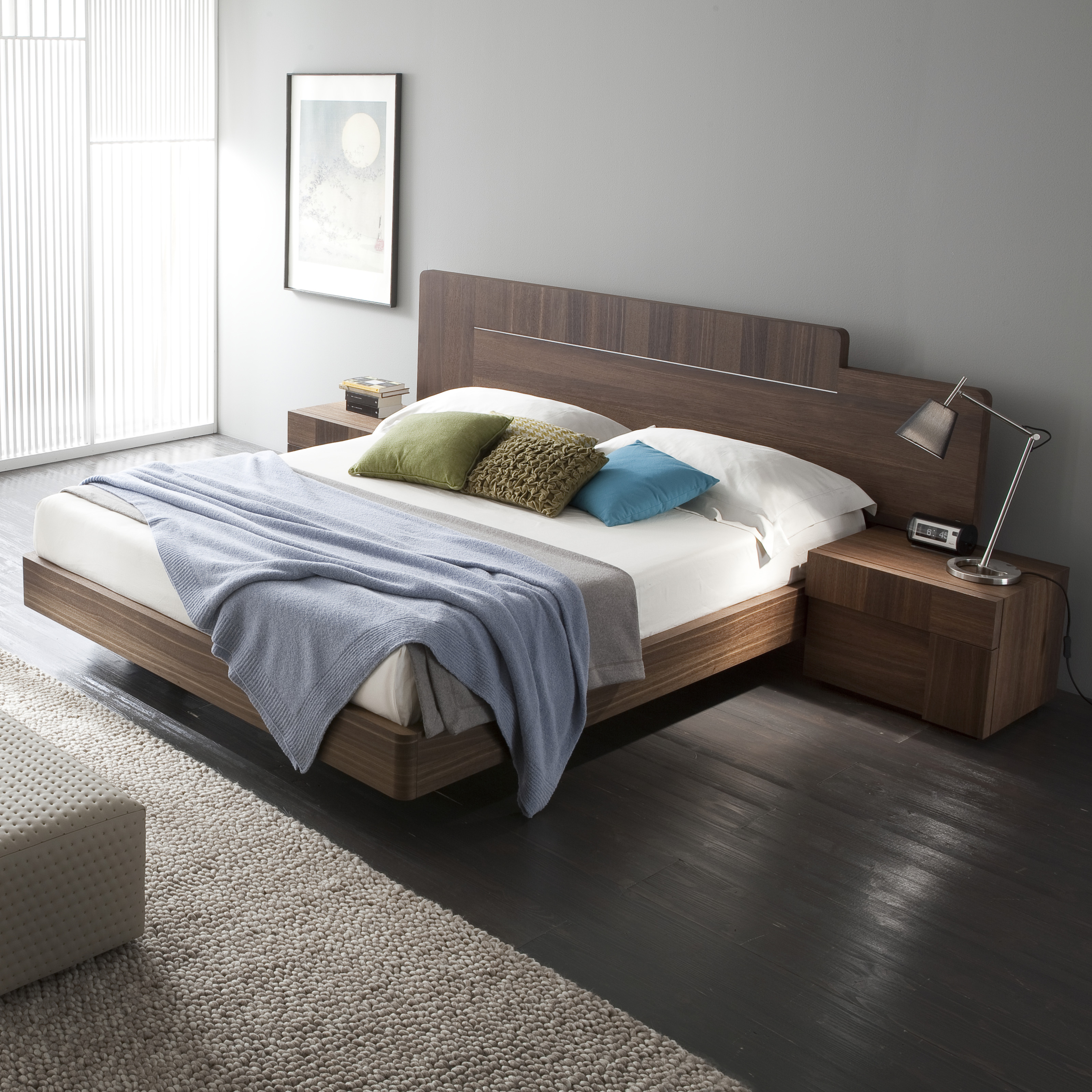Rossetto Gap Platform Bed Hayneedle - Rossetto furniture